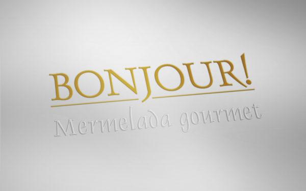 Logo Bonjour Mermeladas