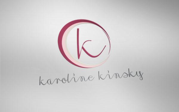 Logo Karoline Kinsky