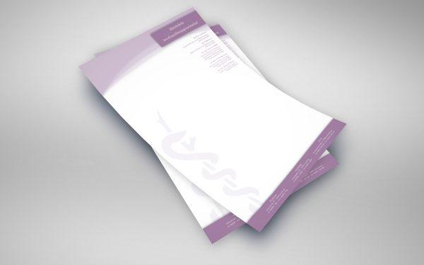 Briefpapier Ihre Hausärzte Kirchroth