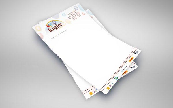 Briefpapier Schreibwaren Kogler